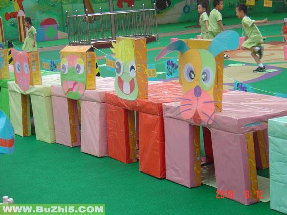 幼儿园区域活动环境创设图片