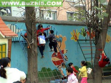 幼儿园室外环境布置图片大全(第5页)