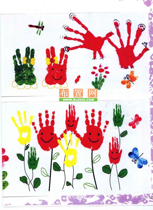 夏季创意布置:小花朵朵