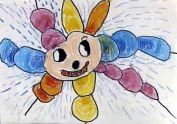 太阳公公吃糖葫芦 小人吃糖葫芦简笔画